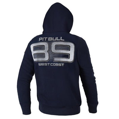 HOODED EIGHTY NINE Dark Navy