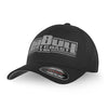 pit bull west coast baseball cap grey boxing
