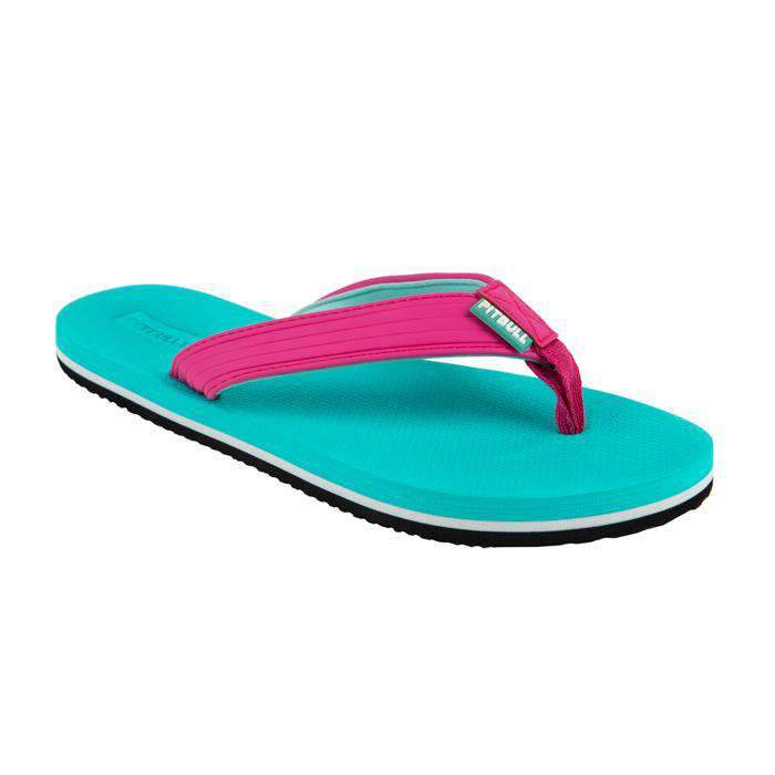 Women's Flip Flops FLORIDA Blue - pitbullwestcoast