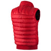 winter vest granger II red by pitbull west coast