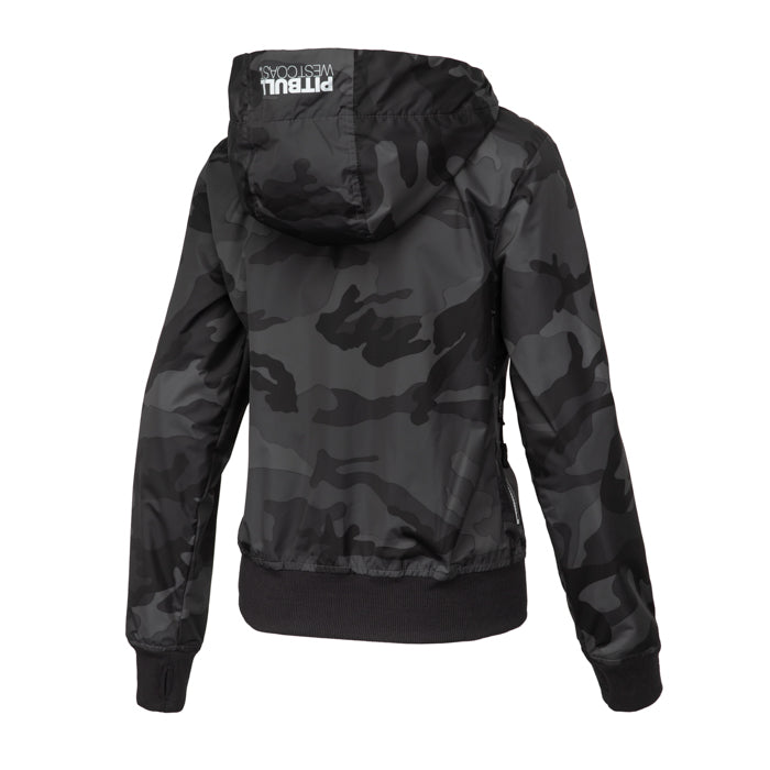 Women Hooded Windbreaker AARICIA 5