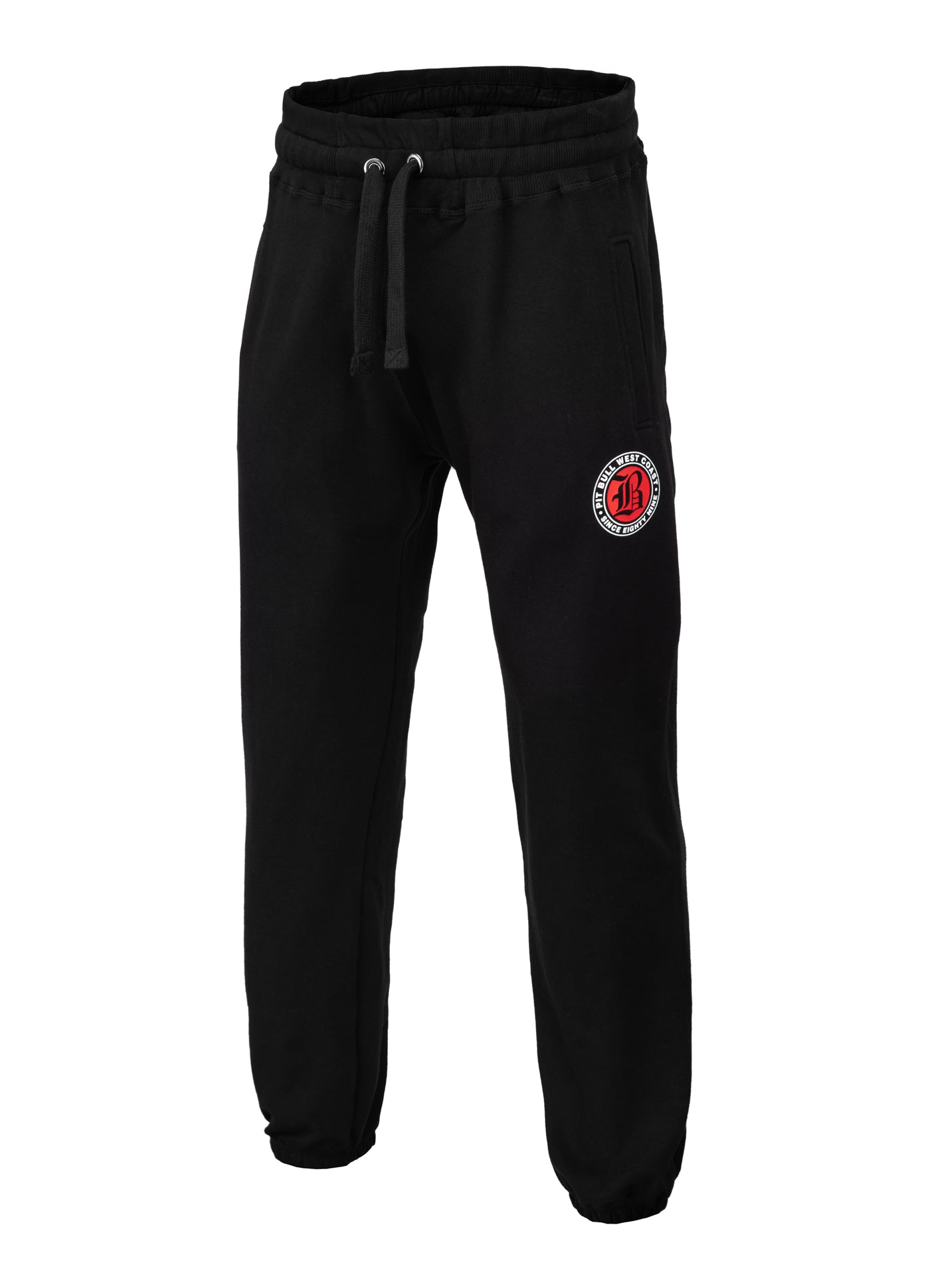 Berserkers Jogging Trousers Black - pitbullwestcoast