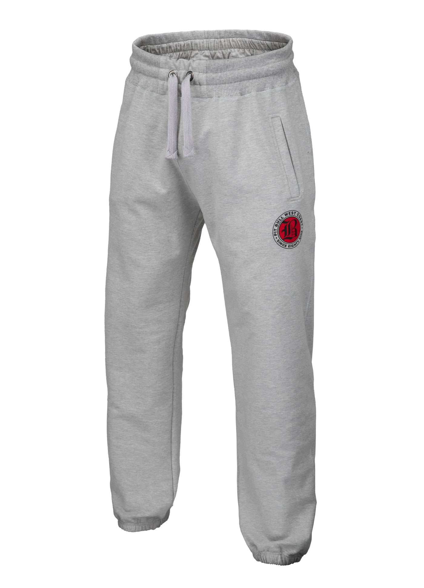 Berserkers Jogging Trousers Grey - pitbullwestcoast