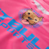 "Kids Short Sleeve Rashguard ""LITTLE PB"""
