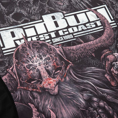 RASHGUARD PERFORMANCE MESH WARRIOR XVIII