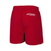 Mens Performance Shorts Red - pitbullwestcoast
