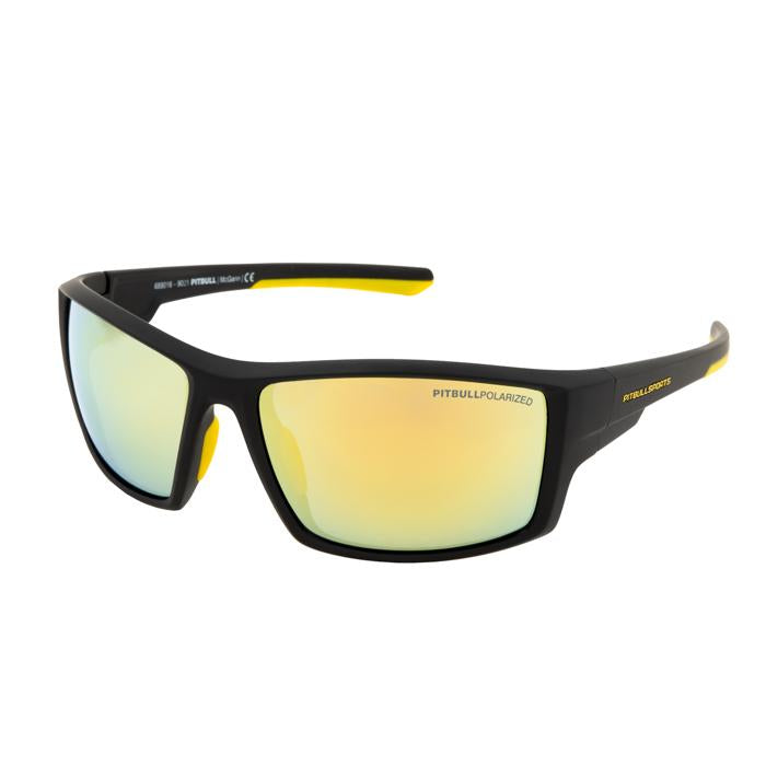 Sunglasses McGANN Yellow - pitbullwestcoast