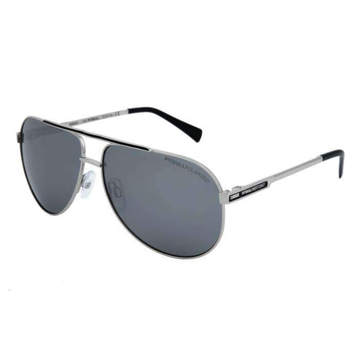 Sunglasses ROXTON Silver/Black - pitbullwestcoast