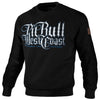 pitbull westcoast skull dog crewneck