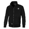 Full Zip Small Logo Sweatjacket