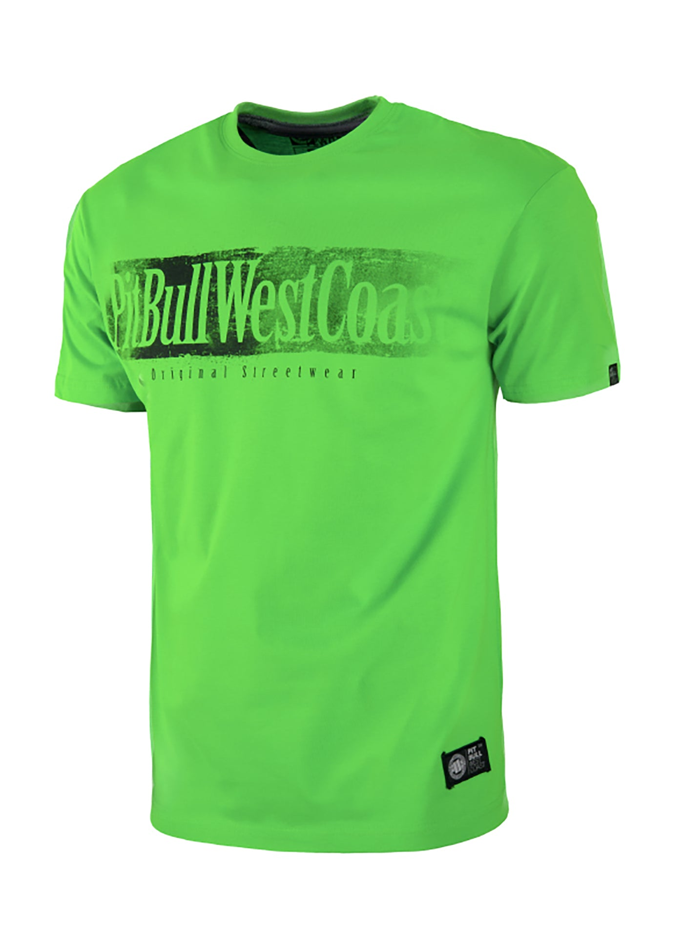 T-shirt Sunlight Green - pitbullwestcoast