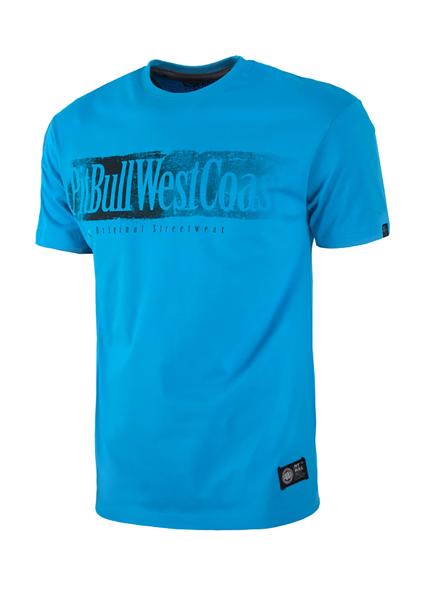 T-shirt Sunlight Surfer Blue - pitbullwestcoast