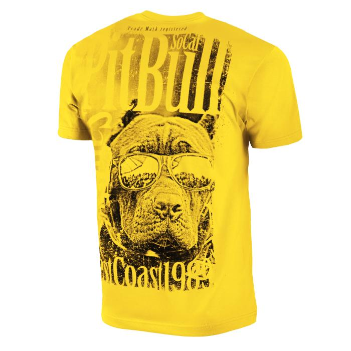 T-shirt Sunlight Yellow