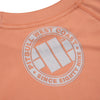 Juicy Peach Women Rashguard Short Sleeve