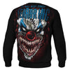 CREWNECK TERROR CLOWN - pitbullwestcoast