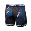 Training Shorts Vale Tudo CHARGER Blue - pitbullwestcoast