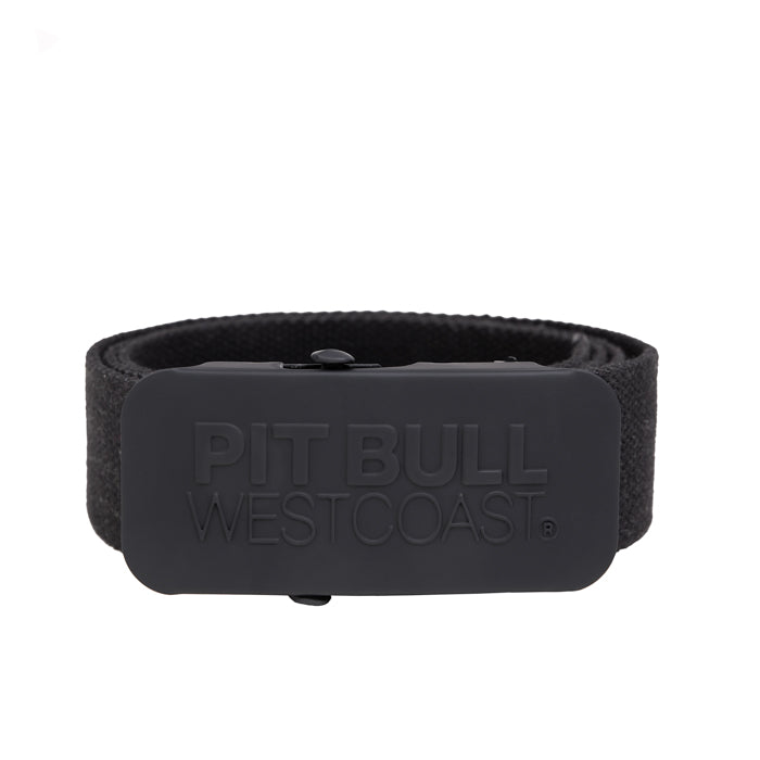 Webbing Belt TNT Black - pitbullwestcoast