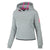 Women ATHLETICA Hooded Grey - pitbullwestcoast
