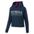 Women ATHLETICA Hooded Dark Navy - pitbullwestcoast