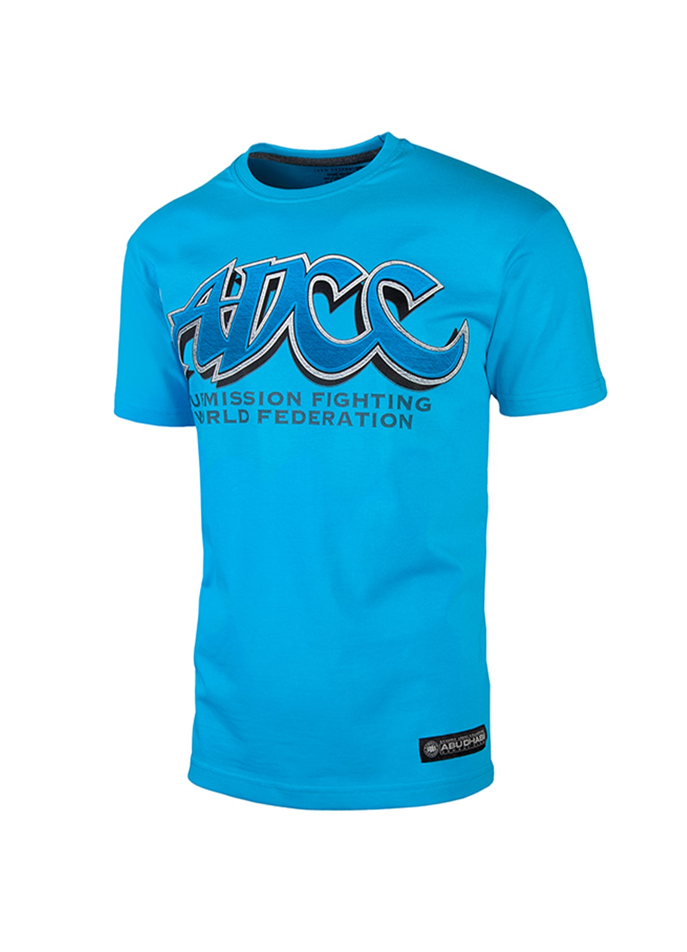 Official ADCC T-Shirt Blue - Pitbull West Coast  UK Store
