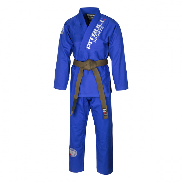 BJJ GI 2017  Royal Blue 450 - pitbullwestcoast