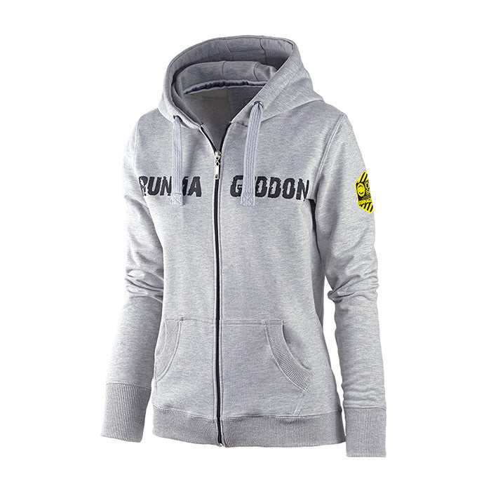 Women Zipped Sweatshirt Runmageddon