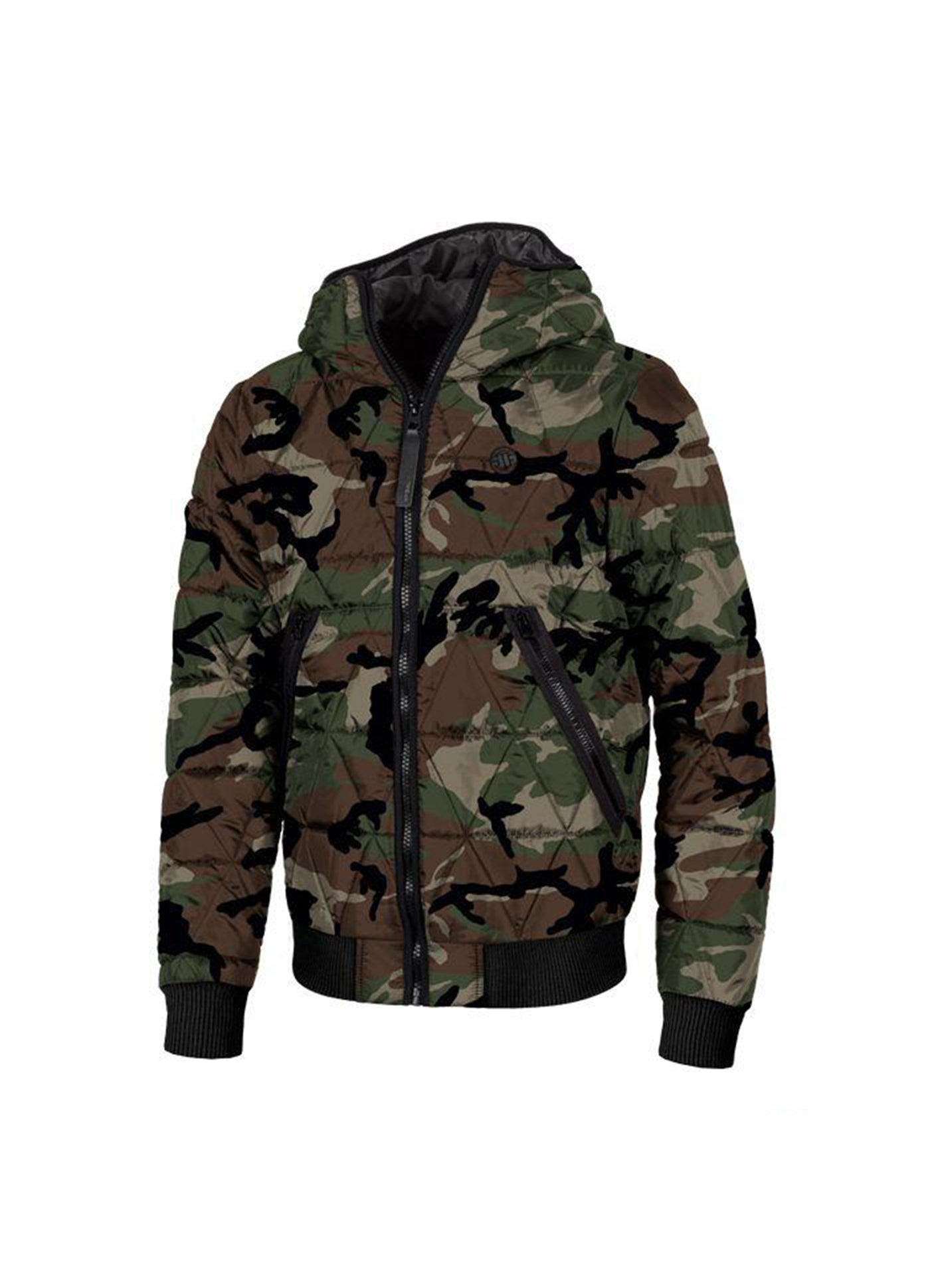 Jacket BUTLER Camo - buy at pitbull west coast store
