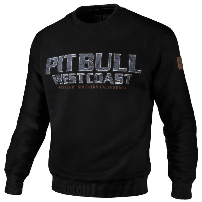 pitbull west coast sweatshirt Fighter