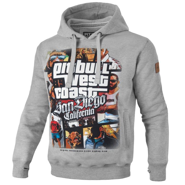 MOST WANTED Hooded - pitbullwestcoast