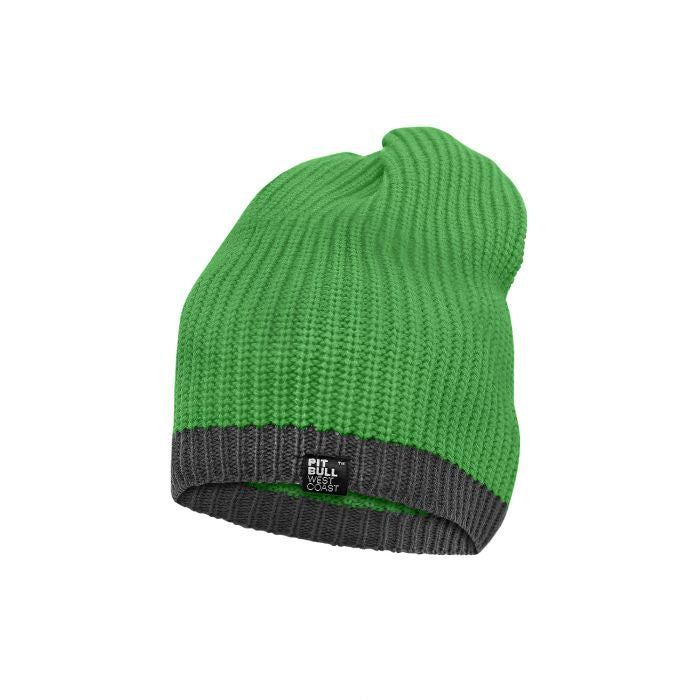 Beanie GRAPE Green - pitbullwestcoast