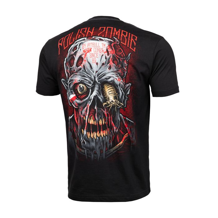 Polish Zombie KSW 46  Walk Out T-Shirt