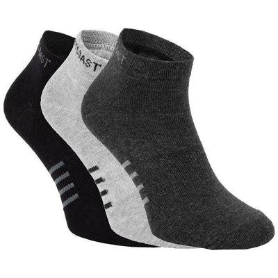 Low Ankle Socks 3pack