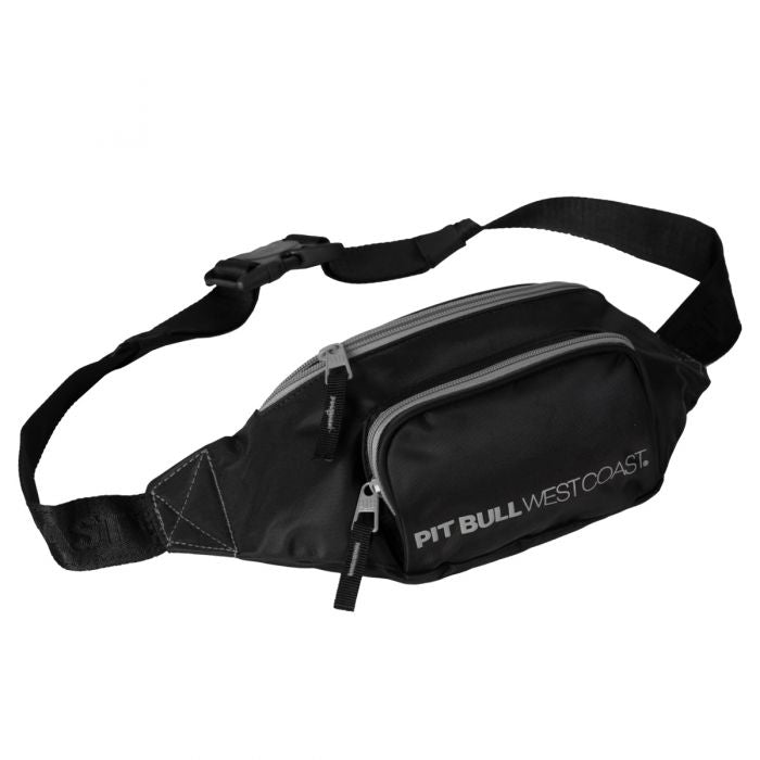 Pitbull Waistbag TNT Black/Grey