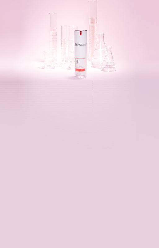 Serucell  Serum - Advanced Scientific Skincare.  Biotechnology.  Age-defying skincare solution