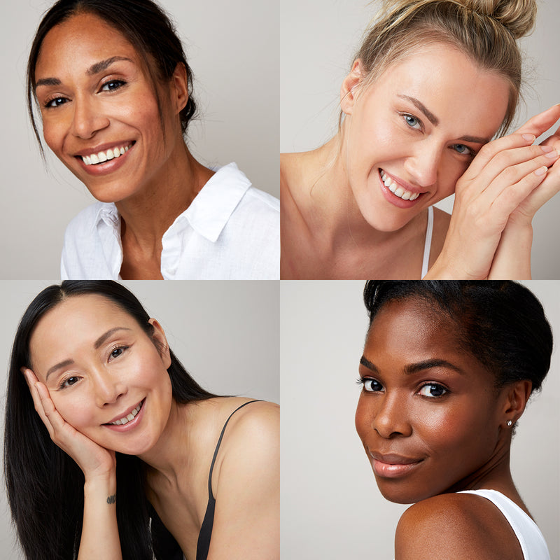 Serucell Skincare works beautifully with all skin types.  It naturally works with the cellular structure of your skin to rejuvenate from the inside out.  Great for sensitive skin