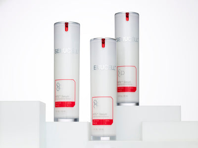 Serucell. The world's only dual cell serum