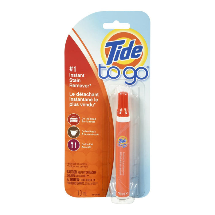 TIDE TO GO STAIN REMOVER INSTANT 10 ML