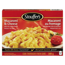 STOUFFER'S MACARONI AU FROMAGE 340 G