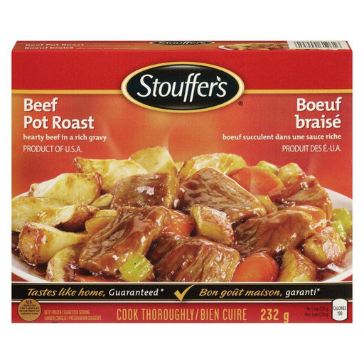 STOUFFER'S BOEUF BRAISE 232 G