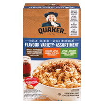 QUAKER OATMEAL INSTANT REGULAR 10S 280 G