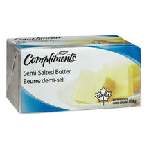 COMPLIMENTS BEURRE DEMI SEL 454 G