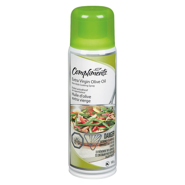 COMPLIMENTS OLIVE OIL FLAVOUR COOKING SPRAY 170 G