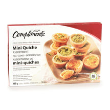 COMPLIMENTS MINI QUICHE COLLECTION 480 G
