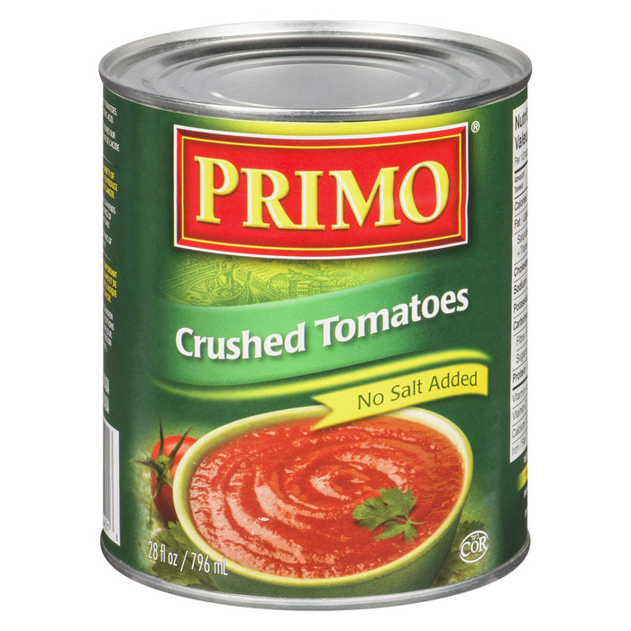PRIMO TOMATO CRUSHED 796 ML