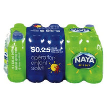 NAYA NATURAL SPRING MINI WATER 15X330 ML