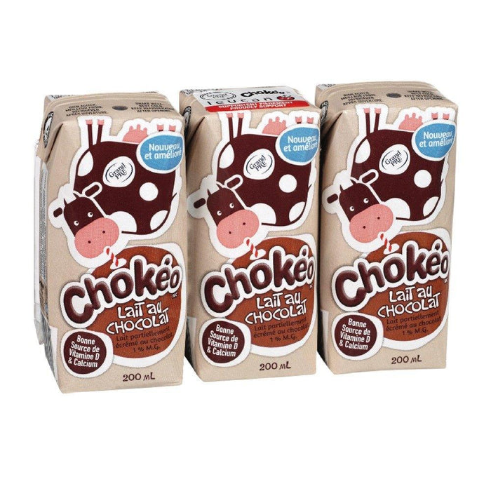 GRAND PRE CHOKEO MILK 3x200 ML