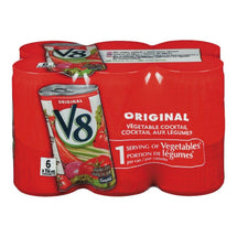 V-8 COCKTAIL LÉGUMES 156 ML