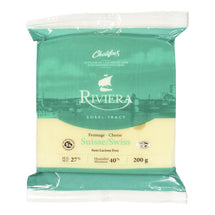 RIVIERA CHEESE SWISS LACTOSE FREE 200 G