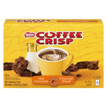 NESTLE COFFEE CRISP HOT CHOCOLATE MIX 25 G