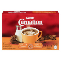 NESTLE CARNATION HOT CHOCOLATE MIX RICH CREAMY 25 G